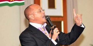 Bisschop Steve Meye uit Suriname beschuldigd van misbruik
