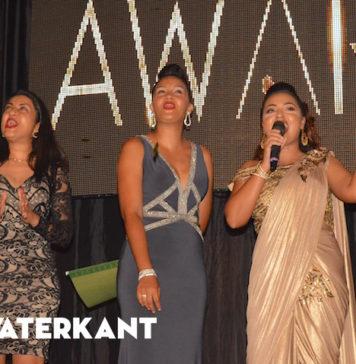 Nisha Madaran grote winnaar van Suriname (Su) Music Awards