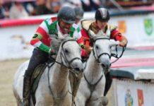 Suriname op internationale paardenrace in Hongarije