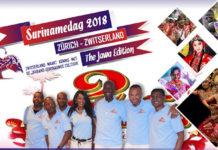 Suriname dag in Zwitserland op zaterdag 6 oktober 2018