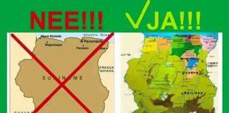 Komt Tigri-grensgeschil ter sprake bij topoverleg Guyana - Suriname?