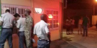 Schot op gebouw Nationale Partij Suriname 'menselijke fout'