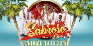 Sabroso Live at Asta Casino Den Haag (gratis toegang)