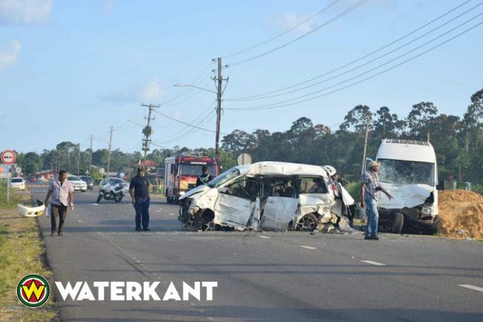 Dodelijk ongeval 4-jarige: bestuurder had gedronken volgens politie Suriname