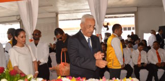Suriname neemt afscheid van assembleelid Sheilendra Girjasing