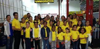 Balletschool Marlène vertegenwoordigt Suriname op dans festival Brazilië