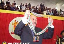 President van Suriname viert 73ste verjaardag vandaag