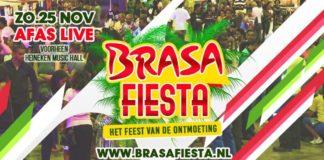 Suriname staat centraal op de BRASA Fiesta 2018