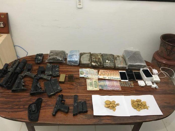 Ook SRD's in beslag genomen bij Brazilliaanse leger actie