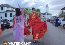 Viering 165 jaar Chinese immigratie in Suriname van start gegaan