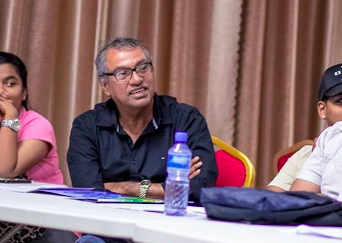 Politicus Shailendra Girjasing uit Suriname overleden
