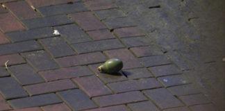 Handgranaat gevonden nabij Surinaams restaurant Bijlmerplein