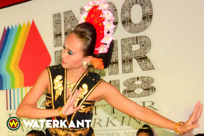 Afsluiting 18de editie van de Indo Fair in Suriname