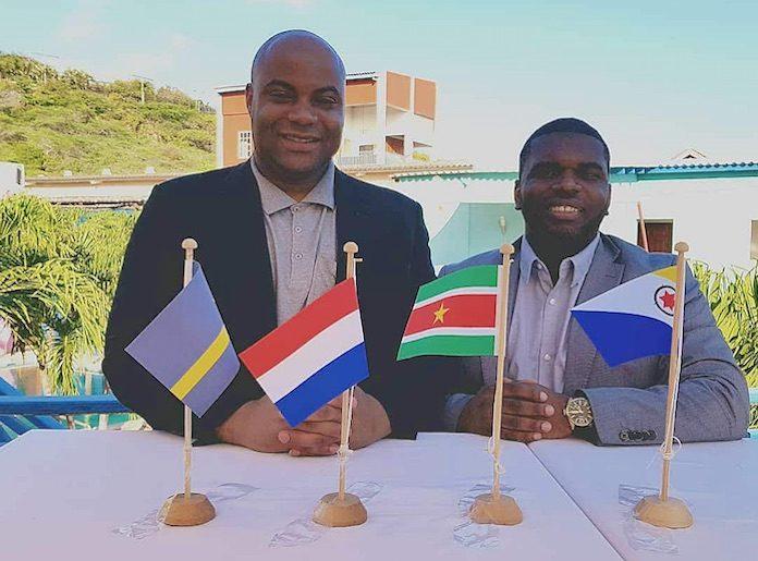 Informatiebijeenkomst in Bonaire over zakendoen met Suriname