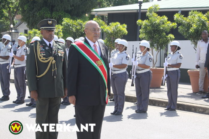 Bouterse: economie van Suriname is stabiel geworden