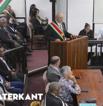 Bouterse: grote successen voor Suriname in aardolie sector