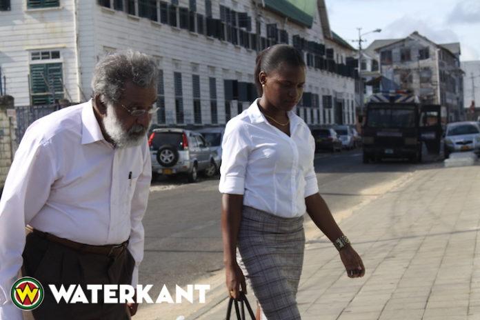 Weigeren laatste woord namens verdachte Bouterse heeft consequenties zegt Kanhai