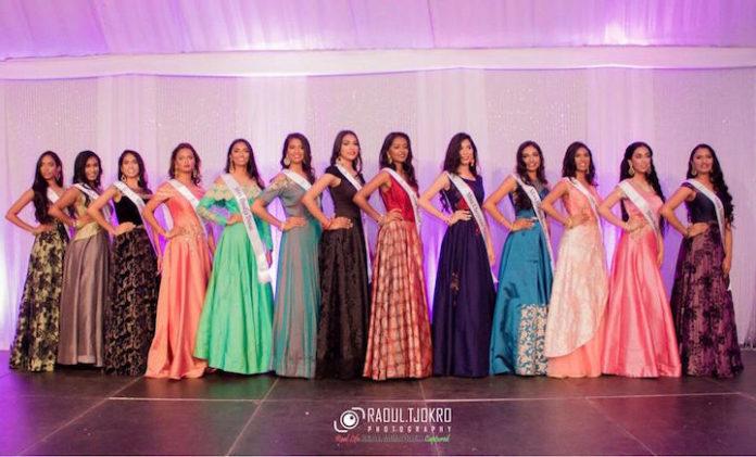 Kandidaten Miss India Worldwide Suriname 2018 bekend