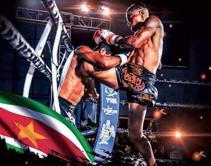 Suriname gastland voor Pan-American Muay-Thai Kampioenschappen