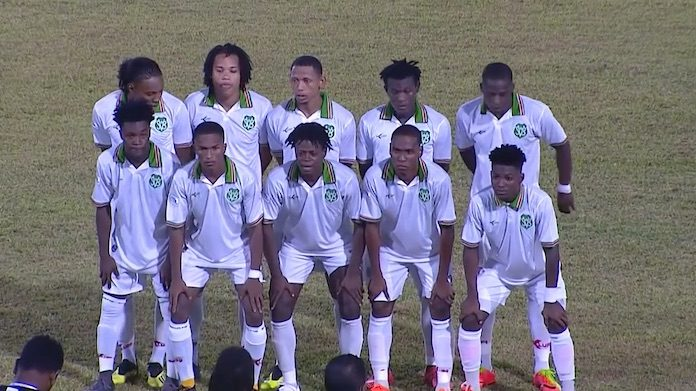 VIDEO: Samenvatting Suriname tegen British Virgin Islands (5-0)