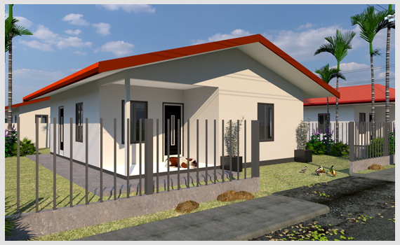 Uitgelezene P&D Real Estate bouwt sociale woningen voor regering Suriname EE-06