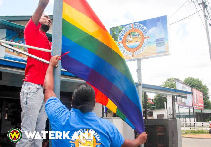 'PRIDE Month' maandag ingeluid in Suriname