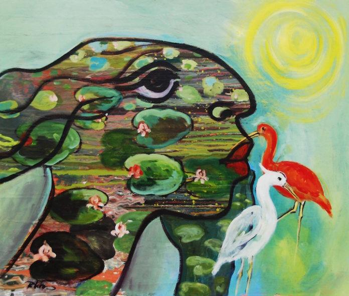 Aandacht voor dieren bij Readytex Art Gallery op Dierendag