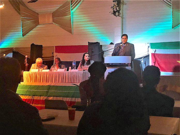 VHP voorzitter tevreden over vruchtbaar bezoek Nederland