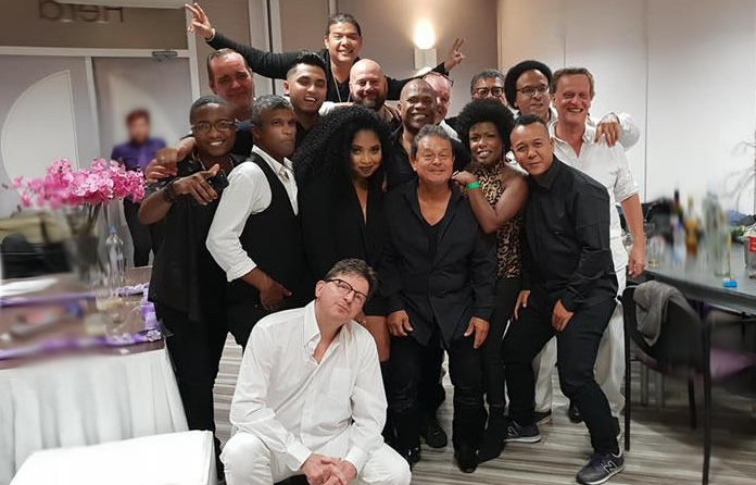 South South West uit Suriname live in Tilburg op zaterdag 13 oktober