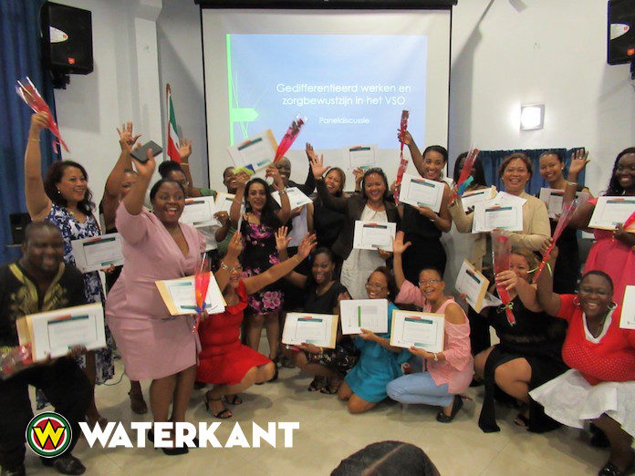 Training voor leerkrachten van Voortgezet Speciaal Onderwijs (VSO) in Suriname