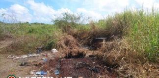 Dit is de plek waar Monaliza Mijnard (37) door ex-vriend werd verbrand