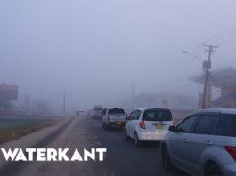 Ook verkeer in Suriname heeft last van rookontwikkeling