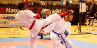 Karateka uit Suriname tweede bij Nederlandse Kampioenschappen