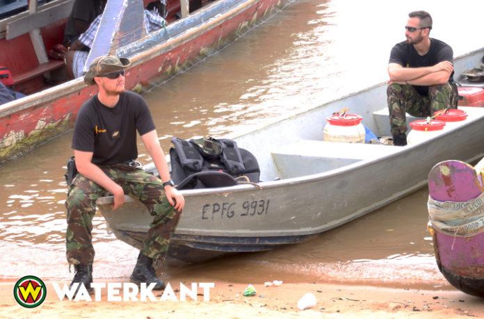 Politie Suriname en Frans Guyana samen op pad langs de grens