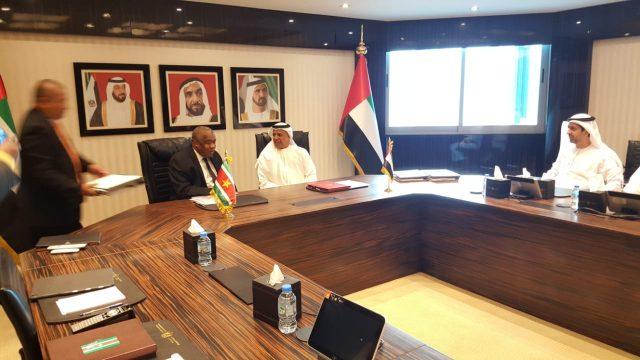 Suriname verstevigt economische betrekkingen met Verenigde Arabische Emiraten