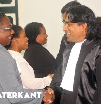 Drie nieuwe kandidaat-notarissen beëdigd in Suriname