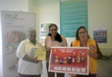 Medische Zending en Lions Club Paramaribo voeren 'Diabetes project' uit in Suriname