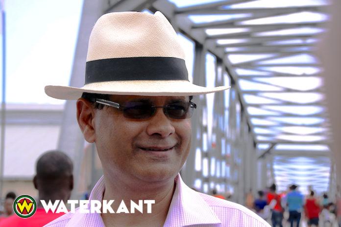 Directeur Parmessar van Energie Bedrijven Suriname ontslagen