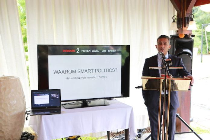Nieuwe politieke beweging SU2TNL in Suriname gelanceerd