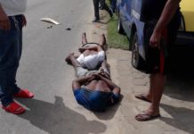 Dief gewond na schoten bij achtervolging door leden veiligheidsdienst in Suriname