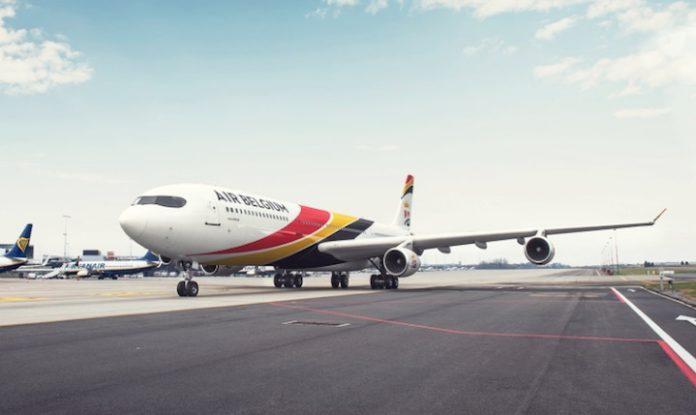 Air Belgium vliegt in naam van SLM vanuit Schiphol naar Suriname
