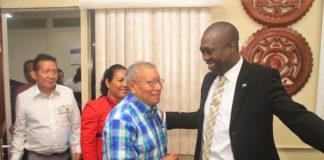 Aandacht gevraagd voor problemen Trio Inheemsen in zuiden van Suriname