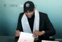 Angelo King tekent contract bij Sony Music Nederland