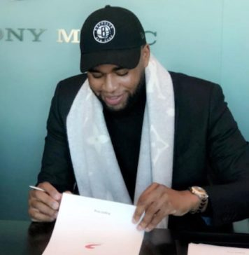 Angelo King tekent contract bij Sony Music Nederland