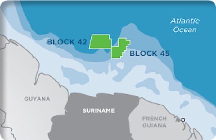 Zoektocht naar olie voor de kust van Suriname wordt voortgezet