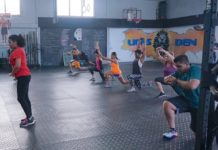 Internationaal CrossFit evenement in Suriname