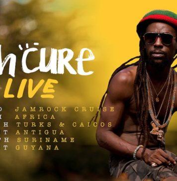 Concert Jah Cure tweede internationale reggaeshow in Suriname
