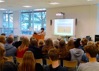 Jaarlijkse Kenneth Gonçalves-lezing gehouden op Haags Montessori Lyceum