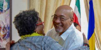Premier van Barbados: veel voordeel in samenwerken met Suriname