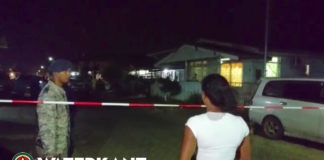 Geval van moord en zelfmoord in Paramaribo-Noord